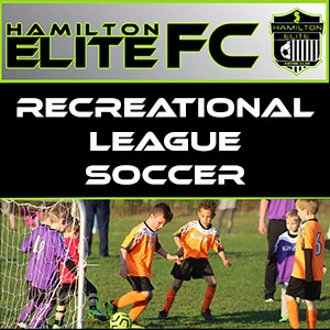 recreational league soccer