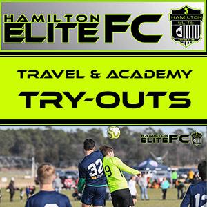 hamilton elite soccer tryouts