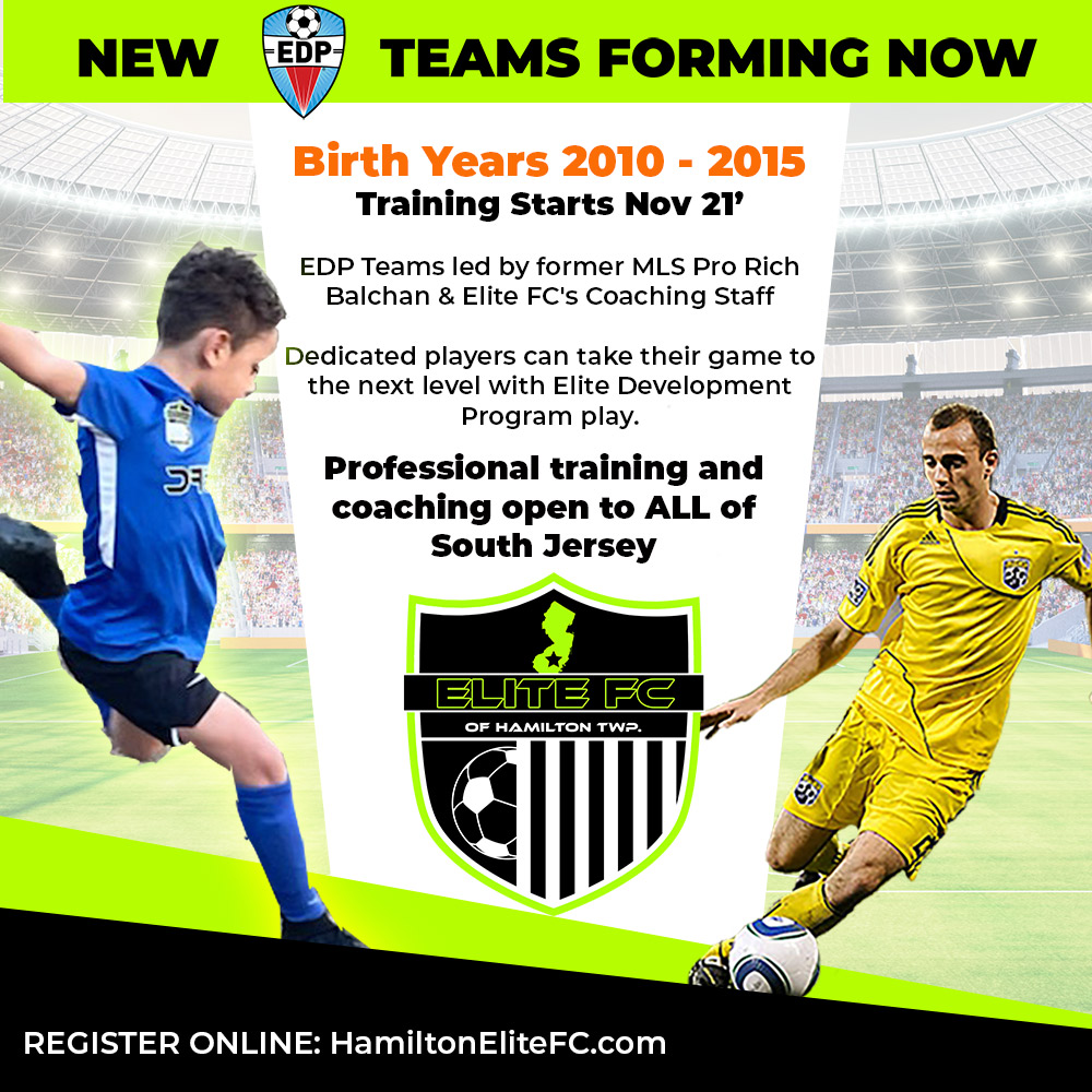 Travel Soccer Tryouts near me